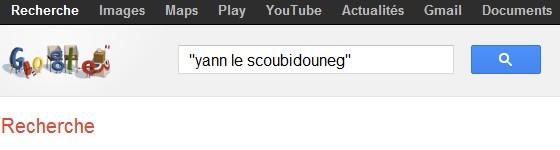 supprimer mon nom de google